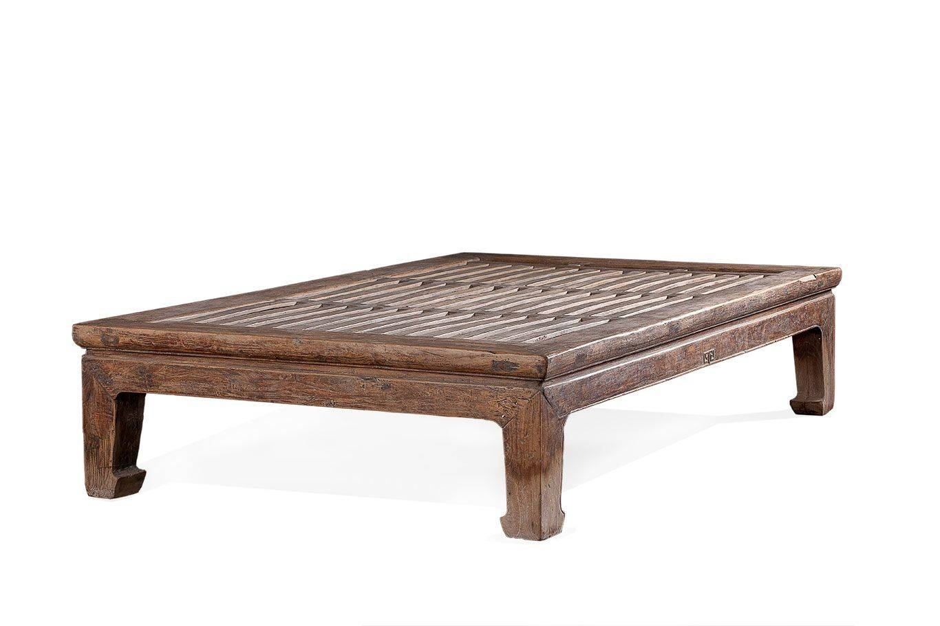 Antique Chinese Elm Coffee Table - Mecox Gardens inside Chinese Coffee Tables (Image 3 of 30)