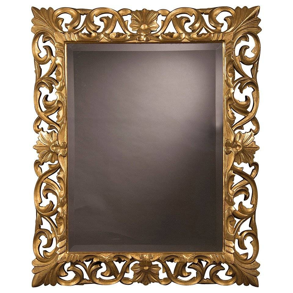Featured Photo of Baroque Style Mirrors