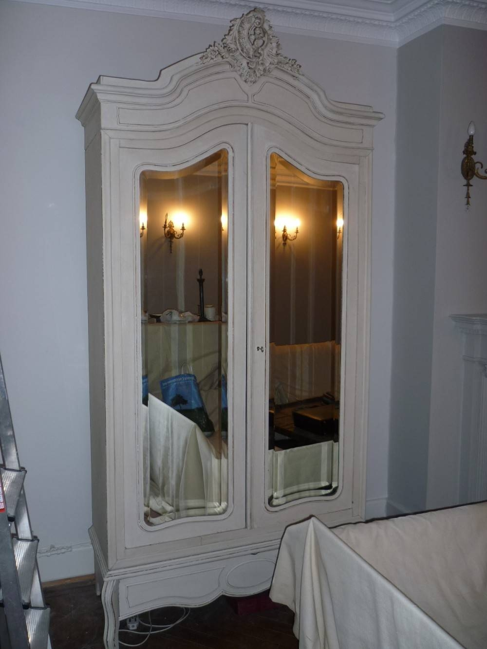 Featured Photo of Cream French Wardrobes