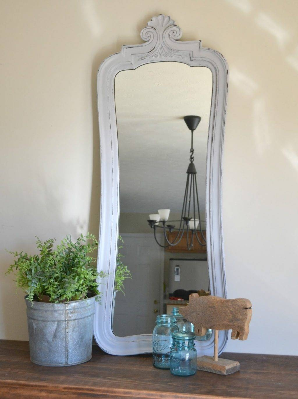 Antique Full Length Mirror 61 Inspiring Style For Mirror A Antique inside Full Length Vintage Mirrors (Image 3 of 25)