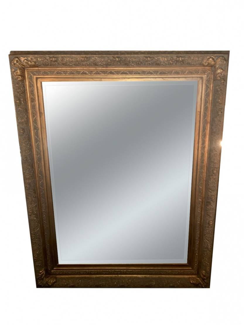 Antique Gilded Mirror | Previously Owneda Gay Man inside Antique Gilded Mirrors (Image 13 of 25)