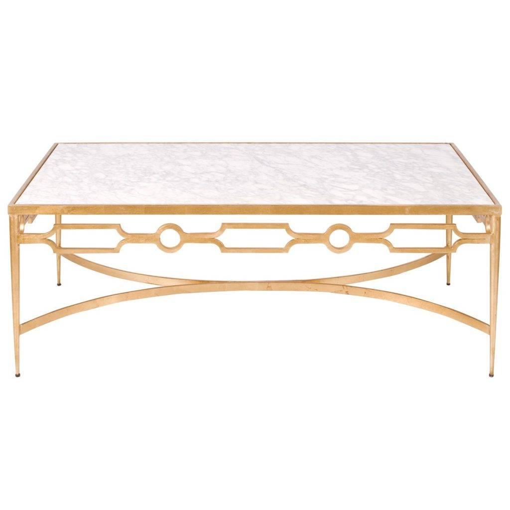 Antique Gold Bamboo Coffee Table – Cocinacentral.co intended for Gold Bamboo Coffee Tables (Image 4 of 30)