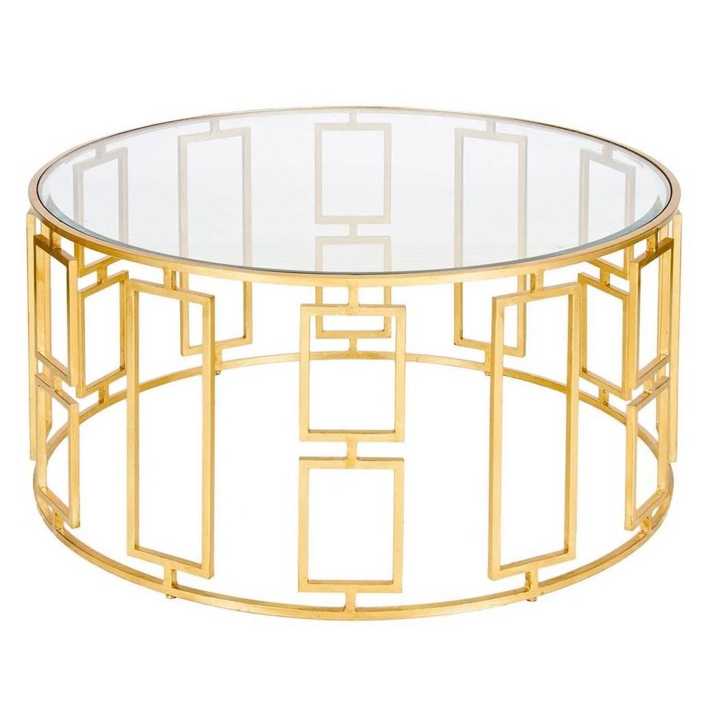 Antique Gold Bamboo Coffee Table – Cocinacentral.co within Gold Bamboo Coffee Tables (Image 7 of 30)