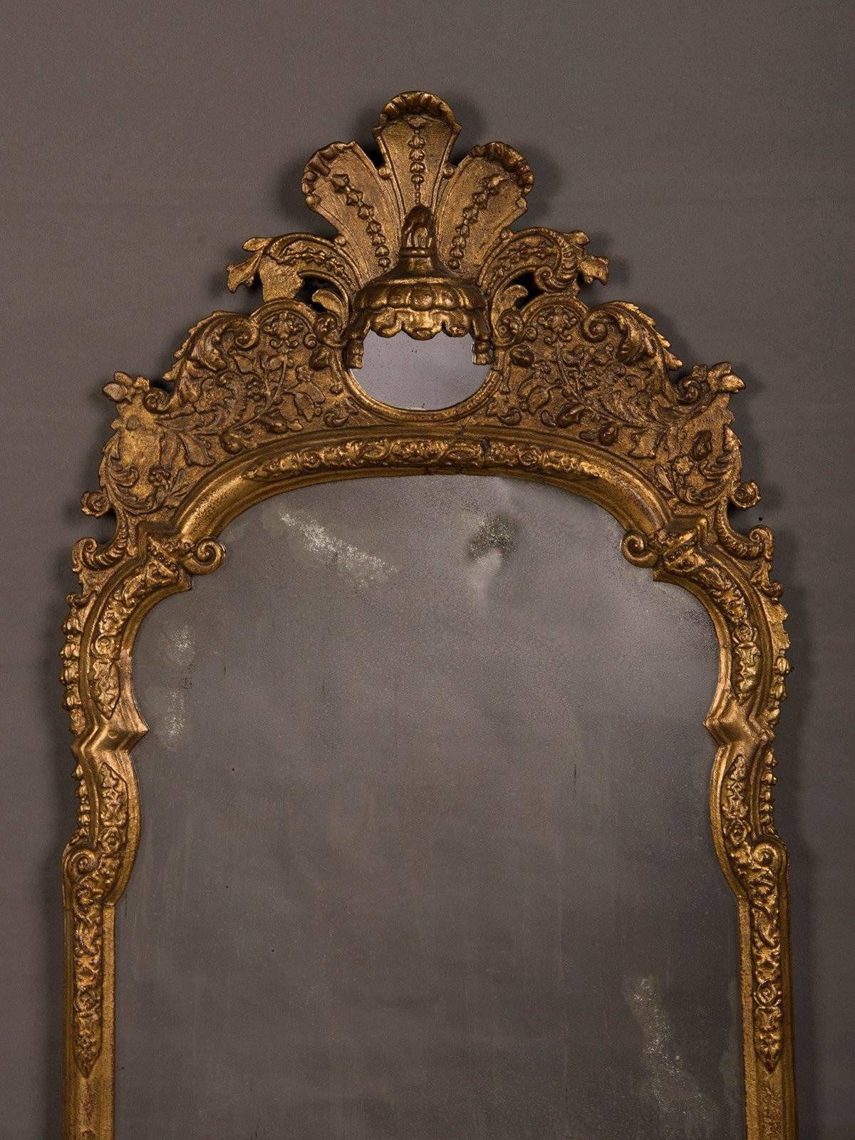Featured Photo of Antique Gilded Mirrors