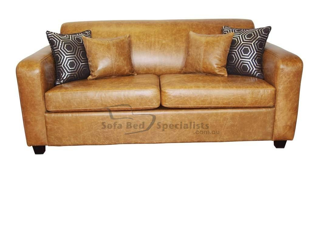 Antique Leather Sofa Bed | Tehranmix Decoration with regard to Vintage Leather Sofa Beds (Image 2 of 30)