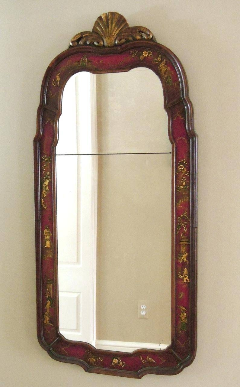 Antique Looking Mirror – Shopwiz throughout Antique Looking Mirrors (Image 10 of 25)