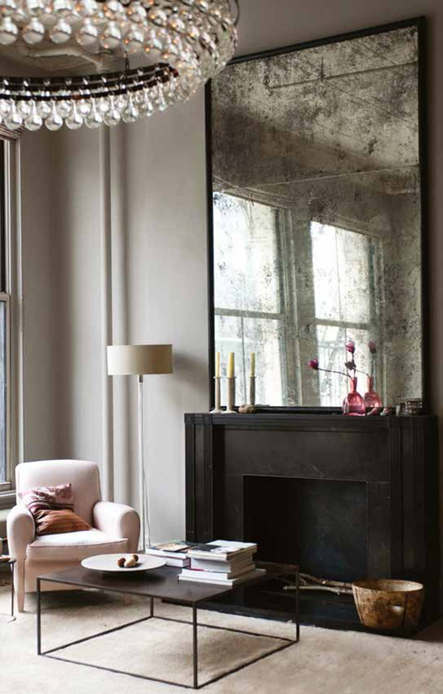 Featured Photo of Antiqued Mirrors