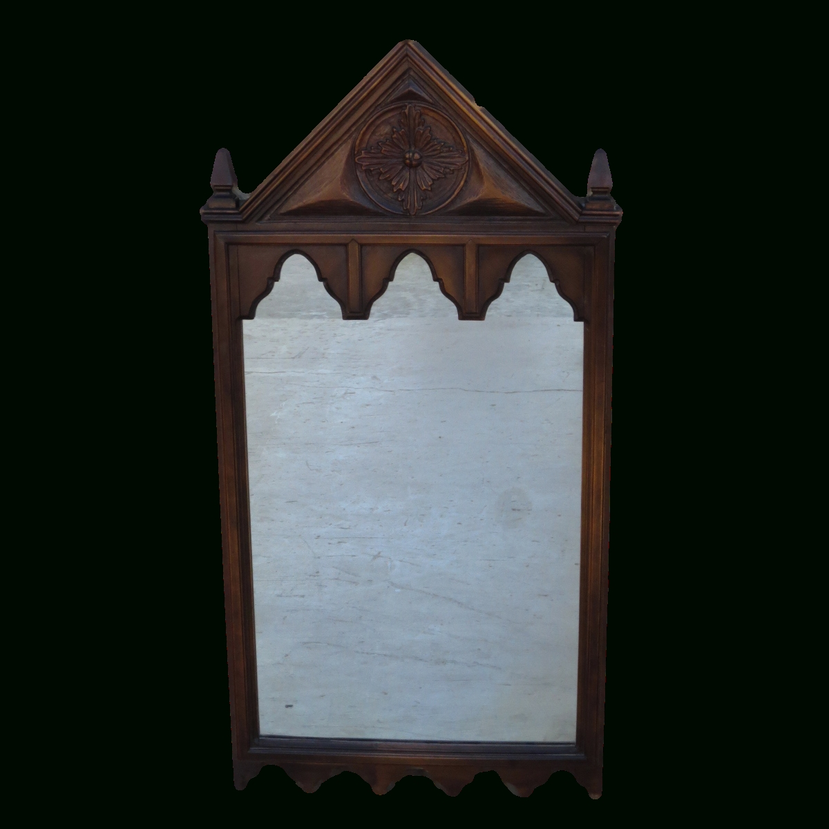 Antique Mirrors And Antique Fruniture From Antique Furniture Mart with Gothic Wall Mirrors (Image 4 of 25)