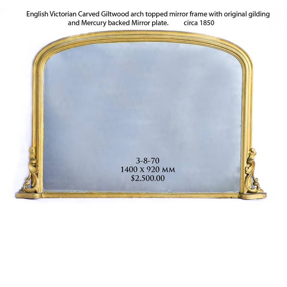 Antique Mirrors Melbourne | French Antique Mirrors >> Giltwood intended for Reproduction Antique Mirrors (Image 11 of 25)