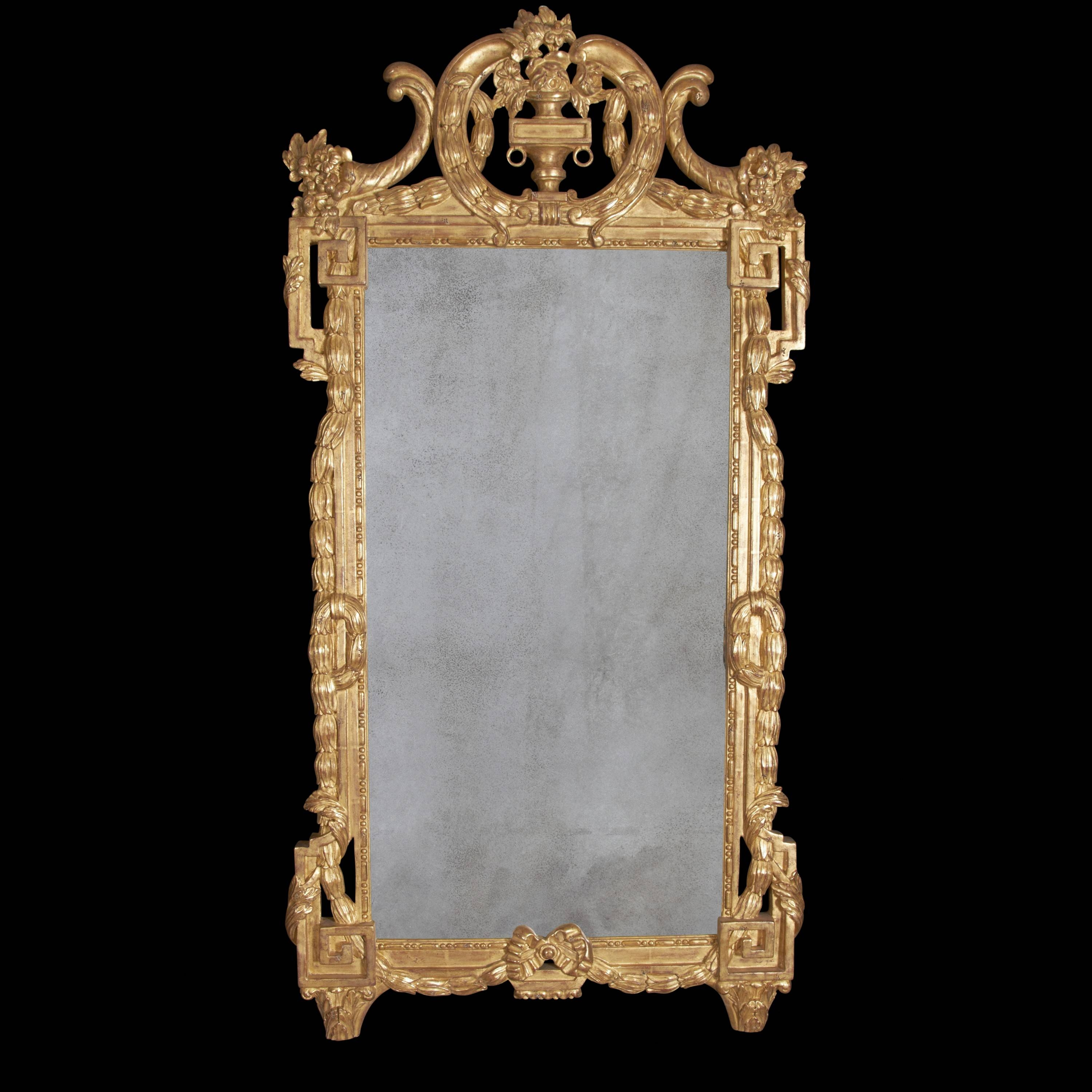 Antique Mirrors ~ Peeinn pertaining to Antique Mirrors London (Image 12 of 25)