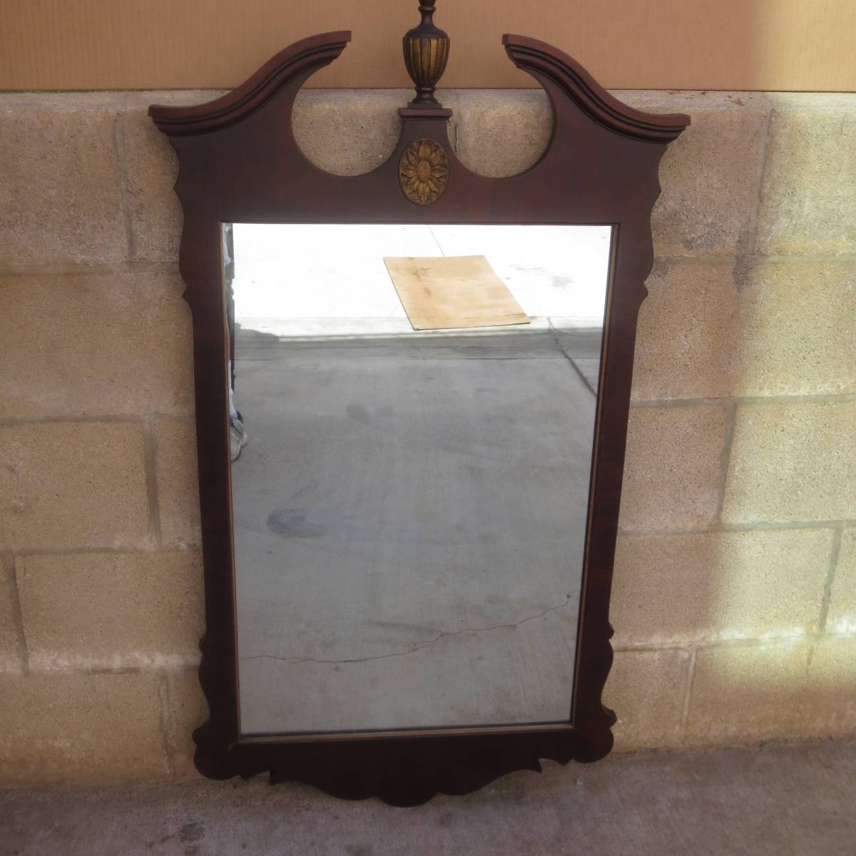Antique Mirrors, Vintage Mirrors, Antique Wall Mirrors, And French With Regard To Old Fashioned Mirrors (View 17 of 25)