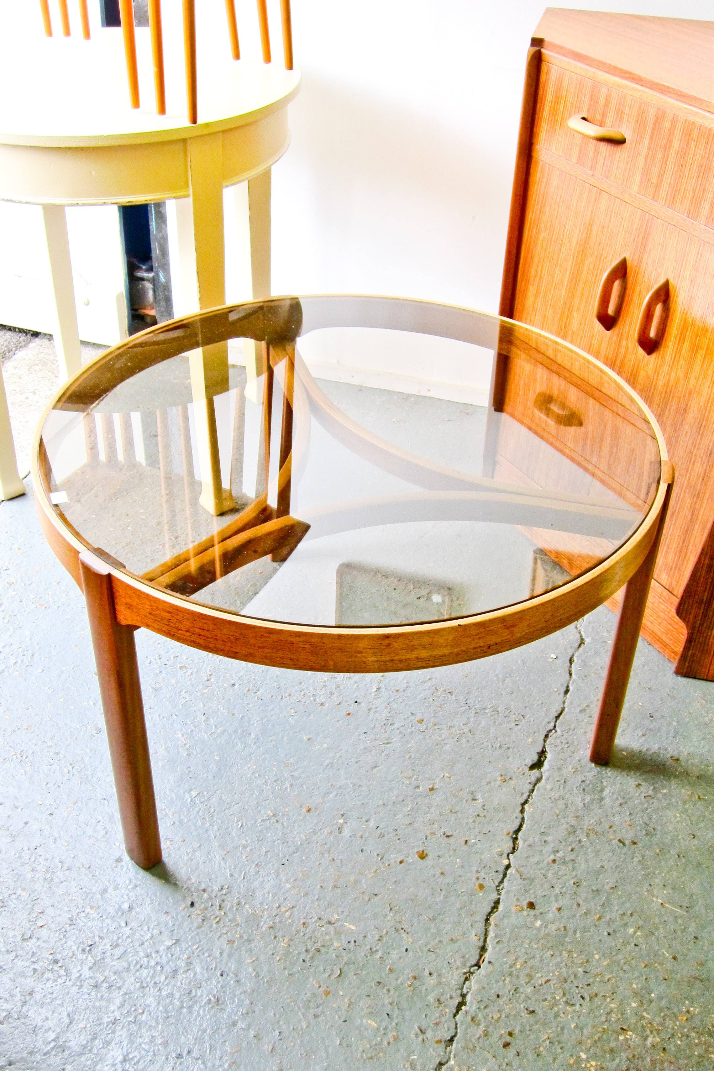 Antique Shops | Cambridge Curio With Retro Glass Coffee Tables (View 3 of 30)