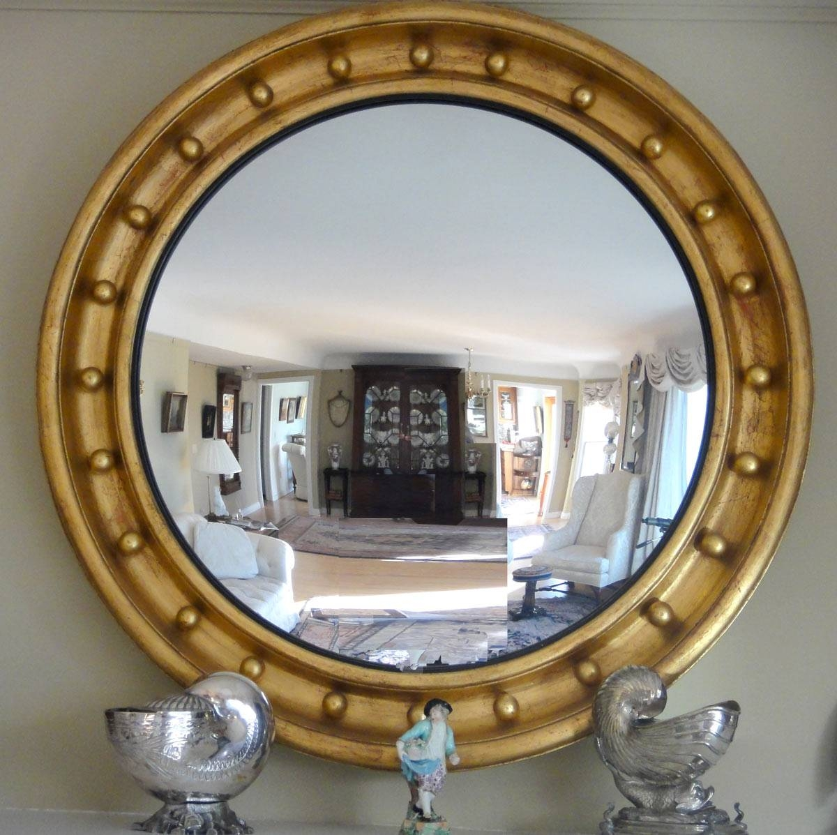 Antique Style: Favorite Collections: Antique Mirrors inside Reproduction Antique Mirrors (Image 15 of 25)