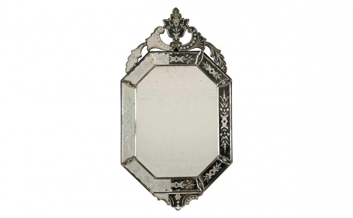 Antique Venetian Mirror | Jayson Home inside Antique Venetian Mirrors (Image 6 of 25)