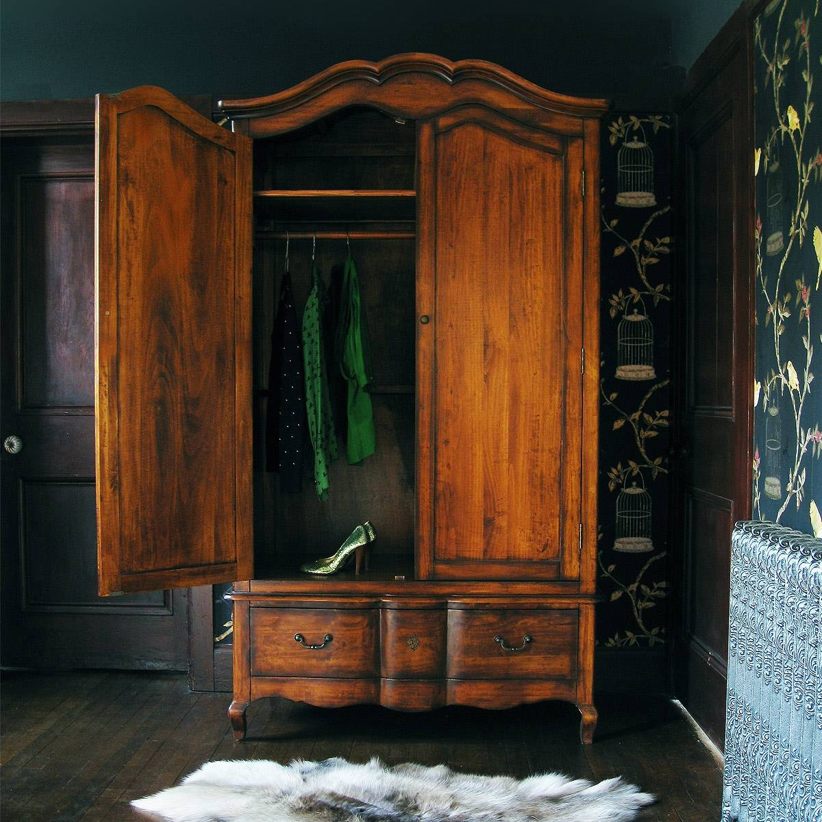 Antique Wardrobes - Magiel in Victorian Wardrobes for Sale (Image 4 of 15)
