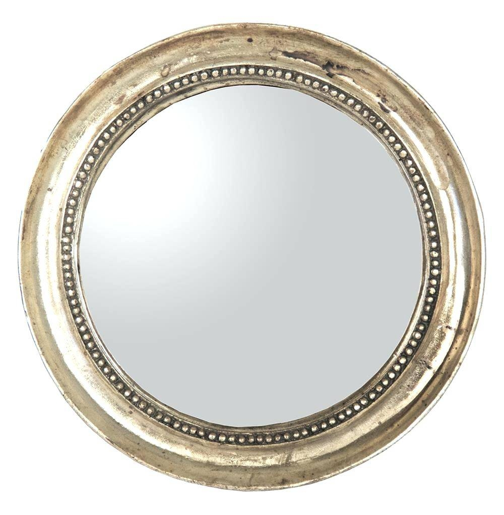 Antiqueround Mirrors For Sale Sydney Small Round Mirror Craft within Small Gold Mirrors (Image 5 of 25)