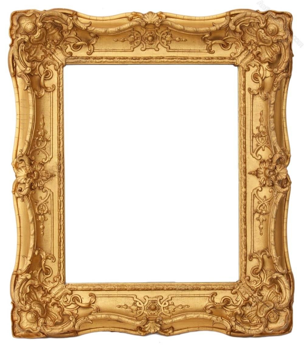 Featured Photo of Gilt Framed Mirrors