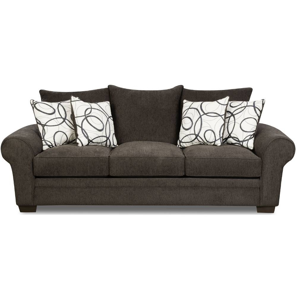 Apollo Living Room - Sofa & Loveseat (548) : Furniture throughout Living Room Sofas (Image 1 of 30)