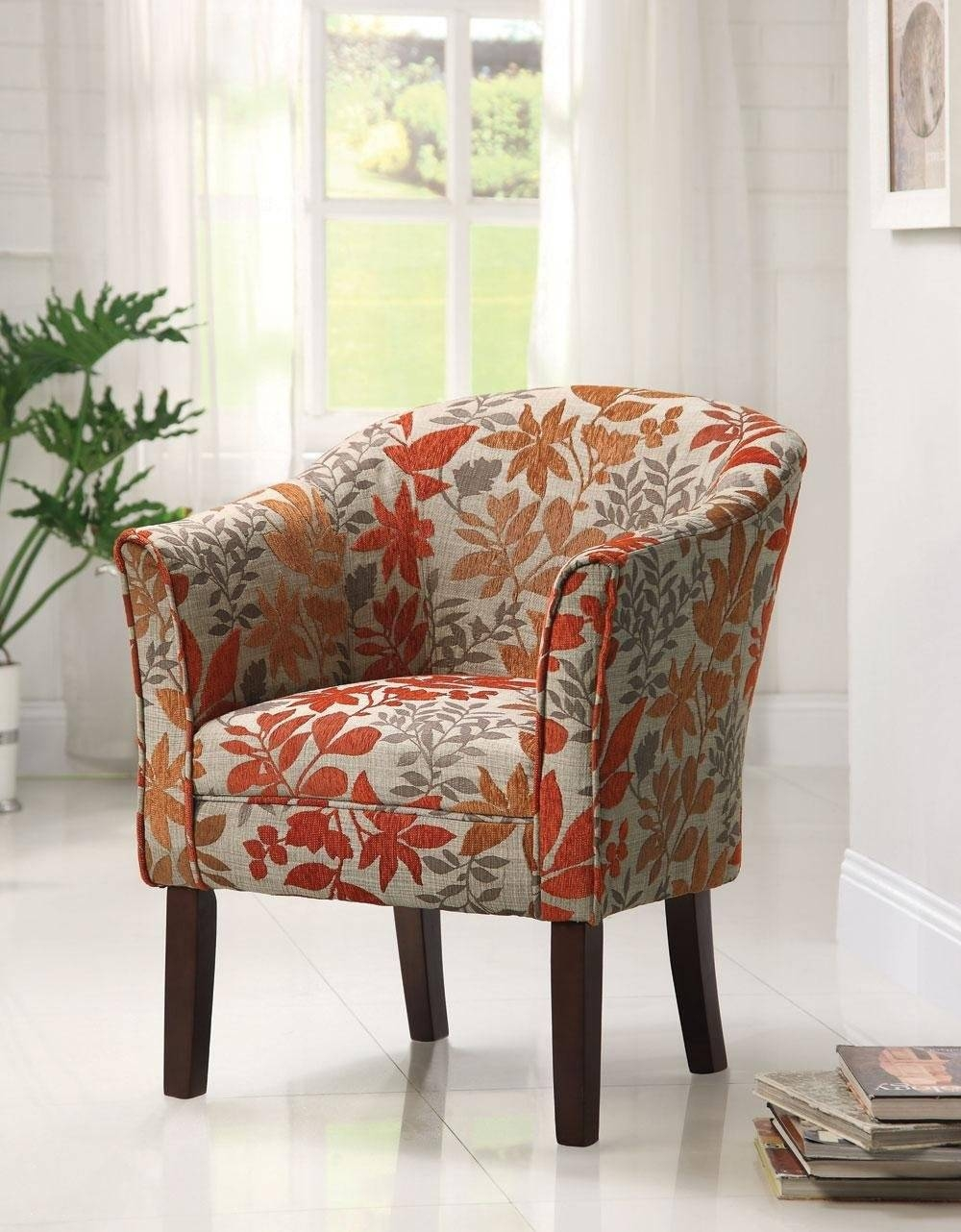 Arm Chairs Living Room | Home Design Ideas throughout Small Armchairs (Image 4 of 30)