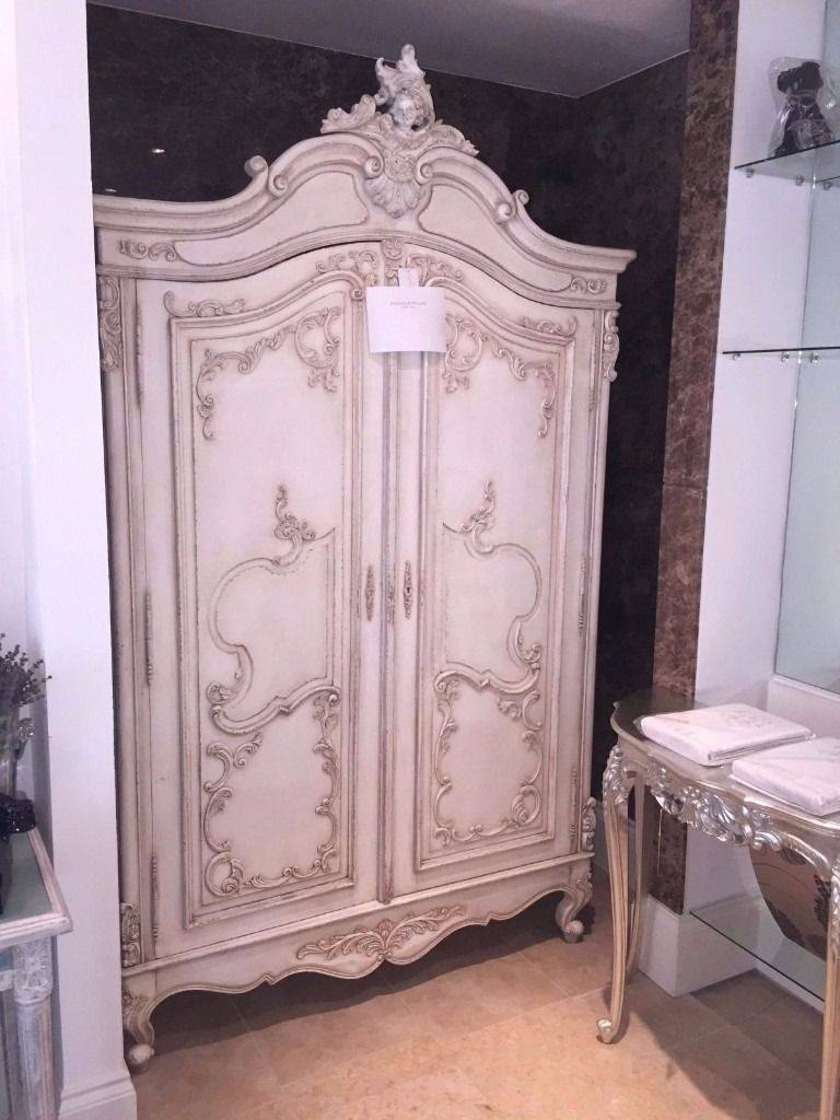Armoire: Extraordinary Armoire Wardrobe Design Wardrobes For intended for Armoire French Wardrobes (Image 3 of 15)