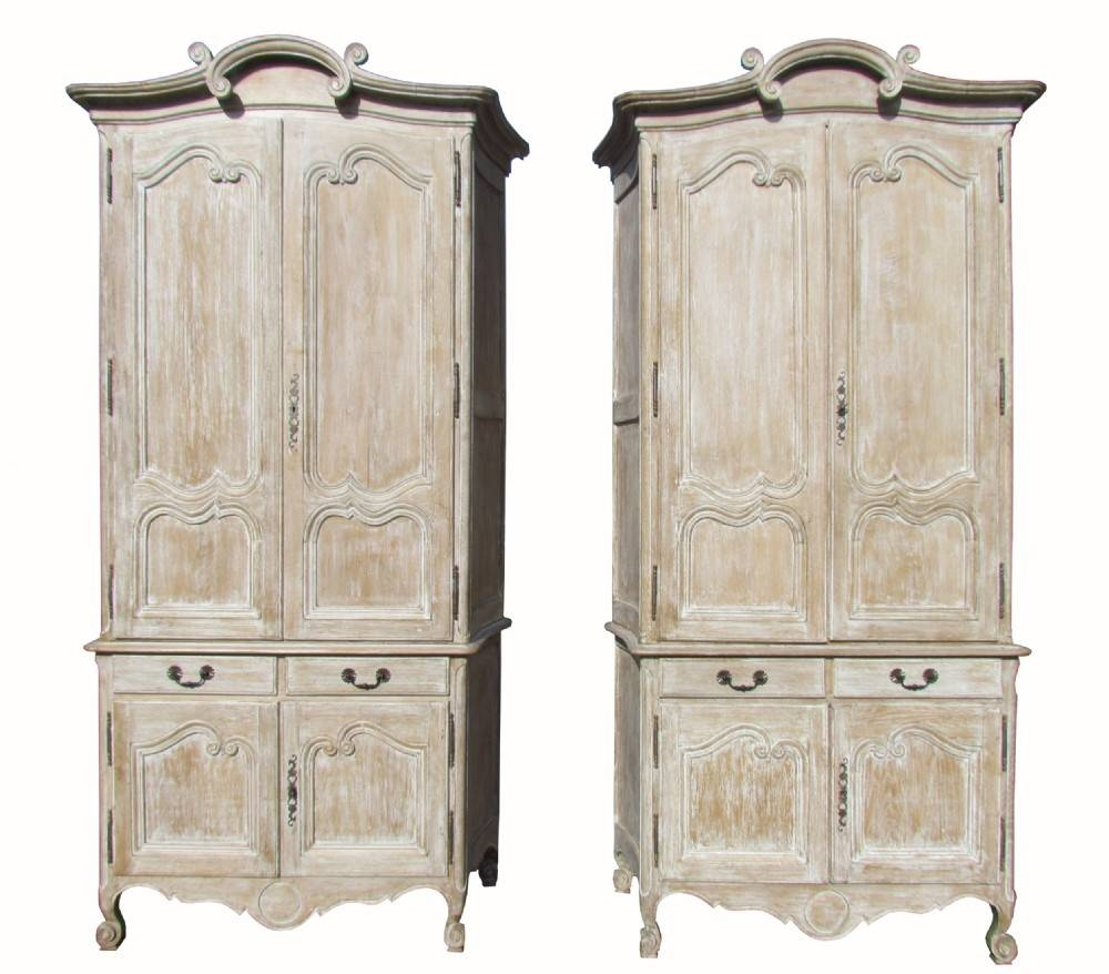 Armoire: Stunning Tall Armoire For Home Armoire Dresser, Amazon within Antique French Wardrobes (Image 5 of 15)