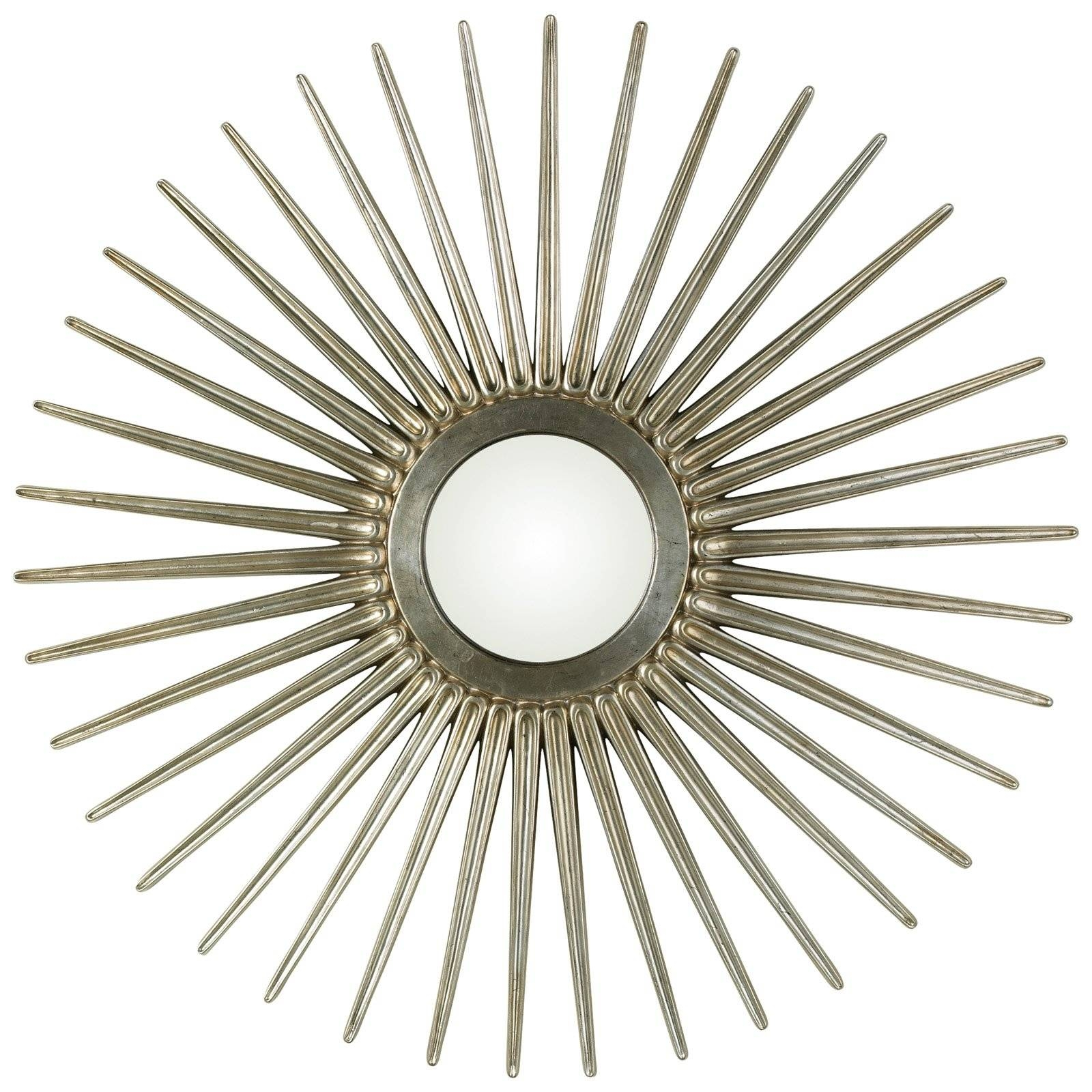 Array Of Light: Sunburst Mirrors - Room Refresh | Hayneedle regarding Sun Mirrors (Image 1 of 25)