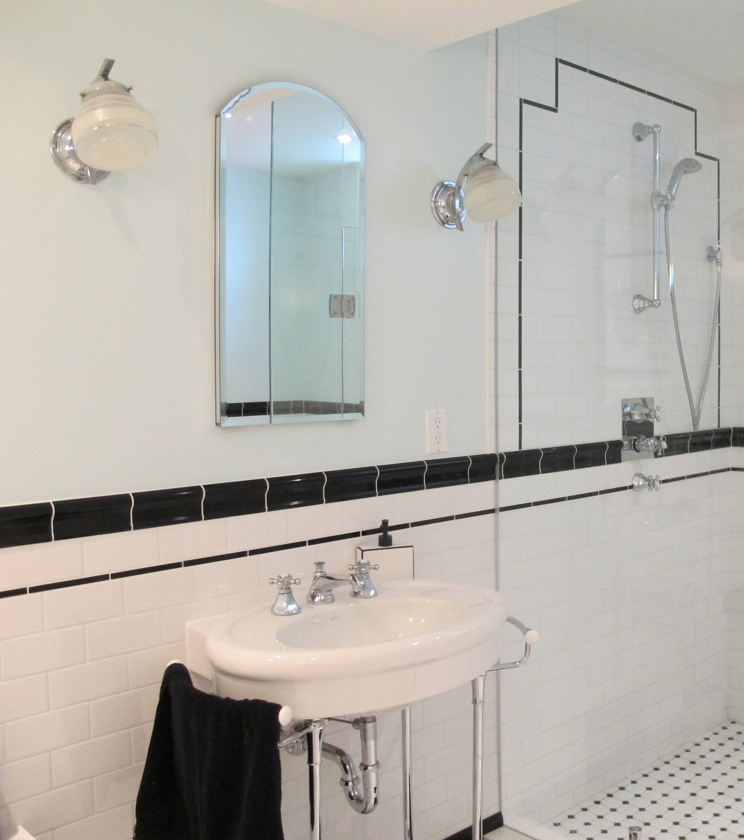 Featured Photo of Deco Bathroom Mirrors