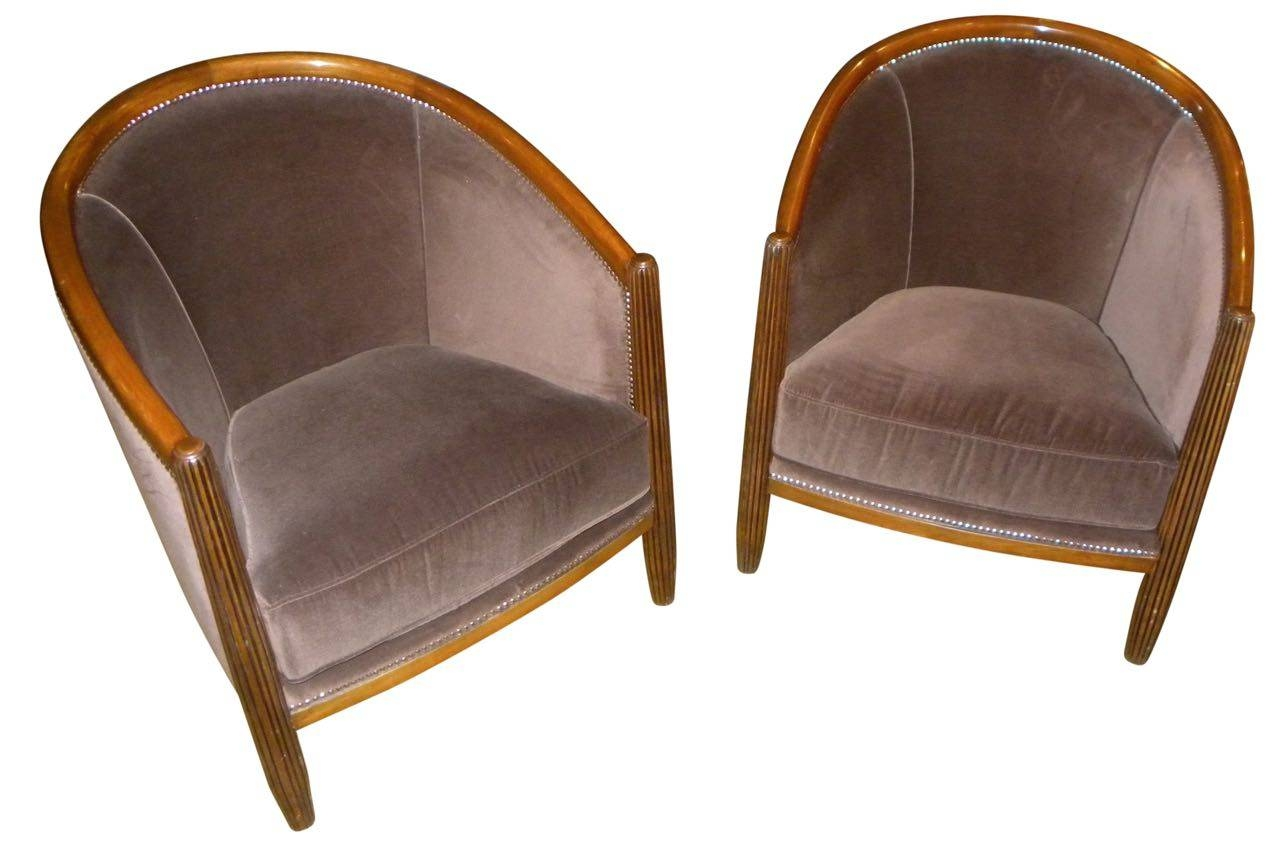 Art Deco Furniture For Sale | Seating Items | Art Deco Collection in Art Deco Sofa and Chairs (Image 1 of 15)
