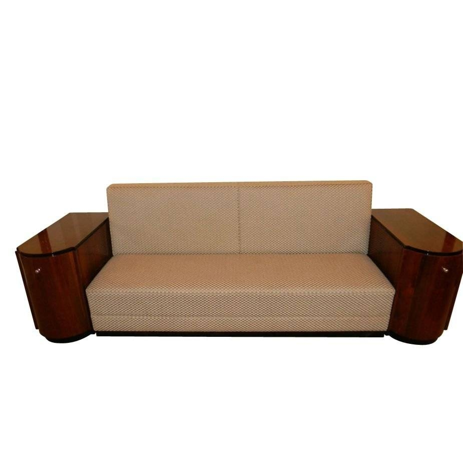 Art Deco Furniture For Sale | Seating Items | Art Deco Collection throughout 1930S Sofas (Image 8 of 30)