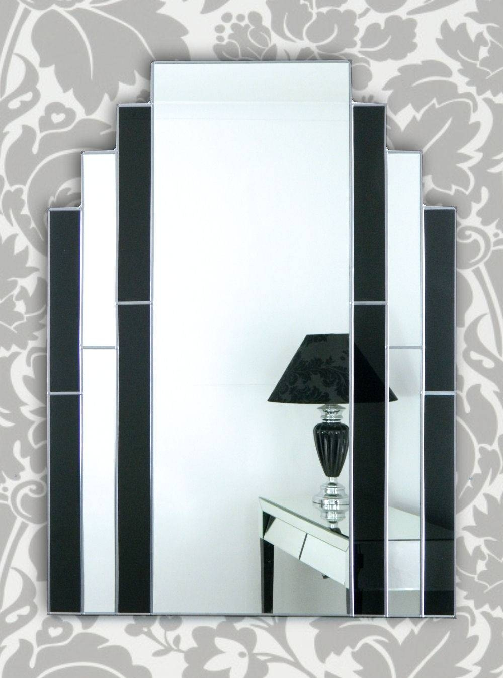 Art Deco Wall Mirror – Harpsounds.co for Large Art Deco Wall Mirrors (Image 10 of 25)