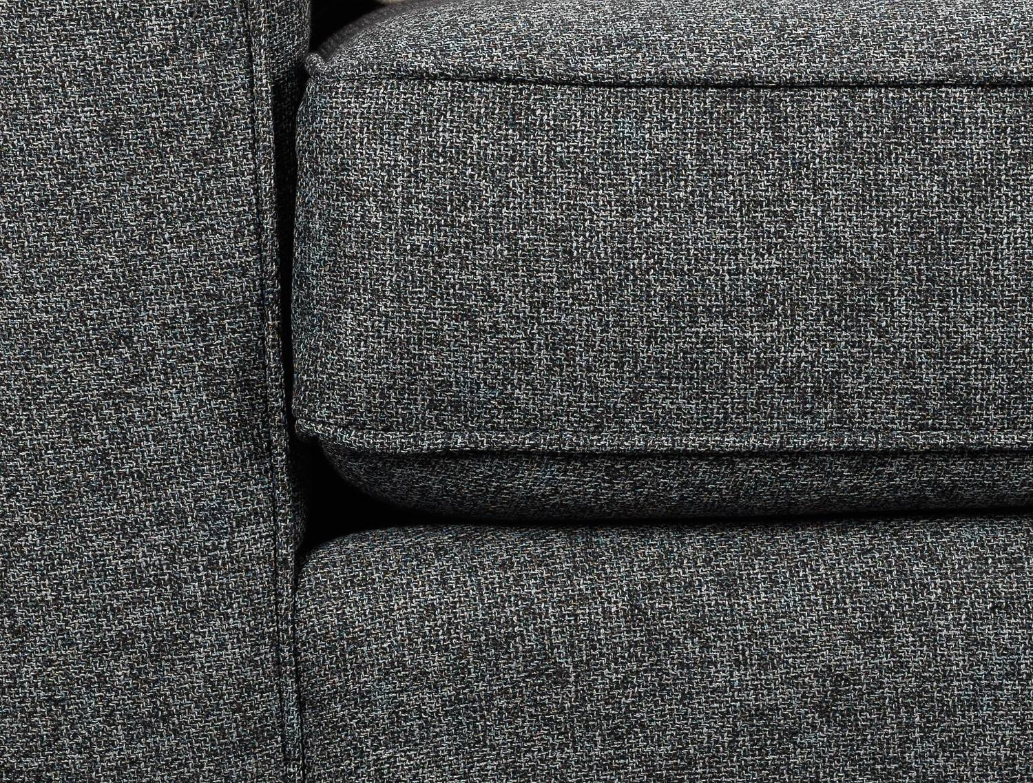 Ashby Sofa - Grey | Leon's throughout Tweed Fabric Sofas (Image
