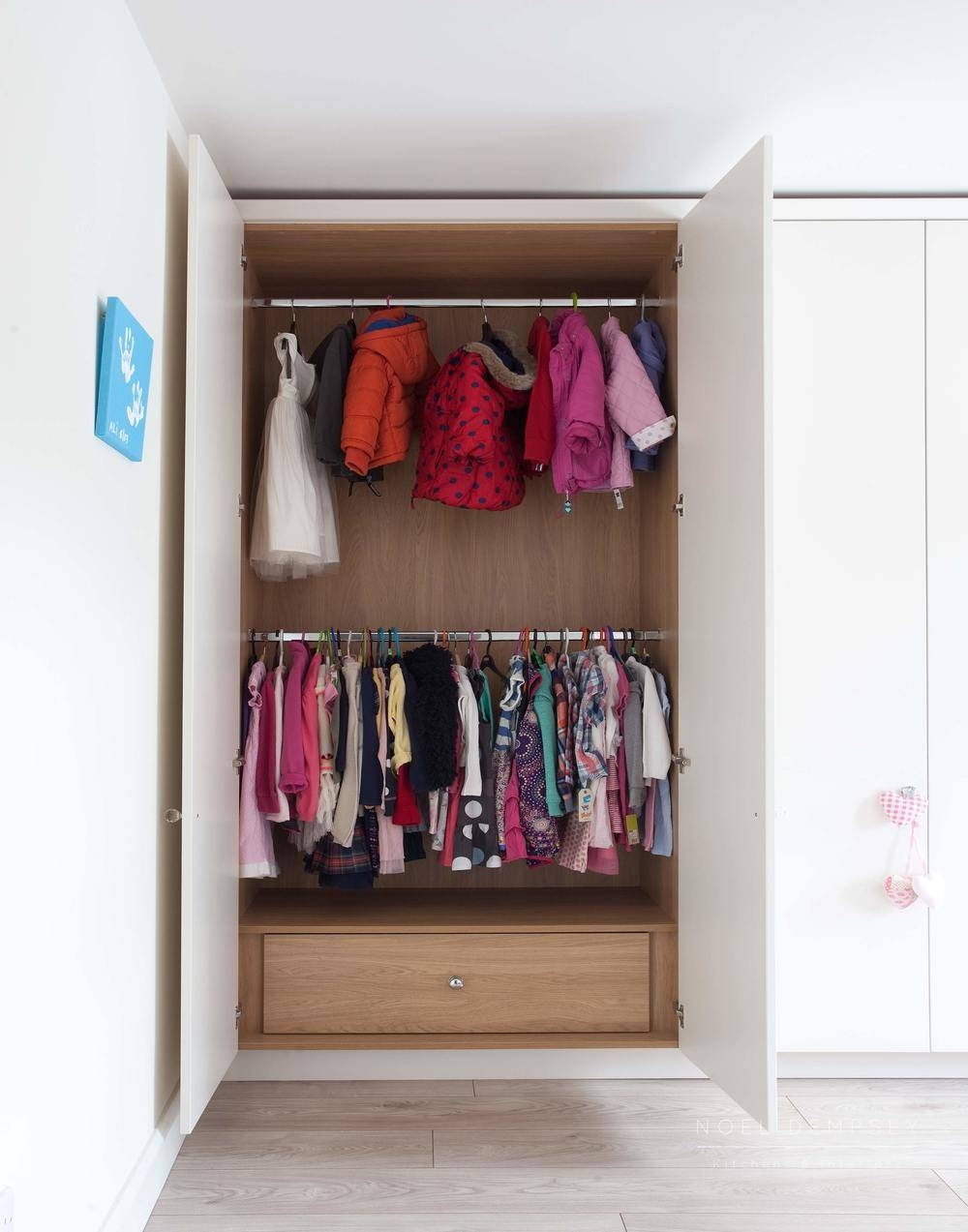 Ashdown - Noel Dempsey Design pertaining to Kids Wardrobes (Image 2 of 15)