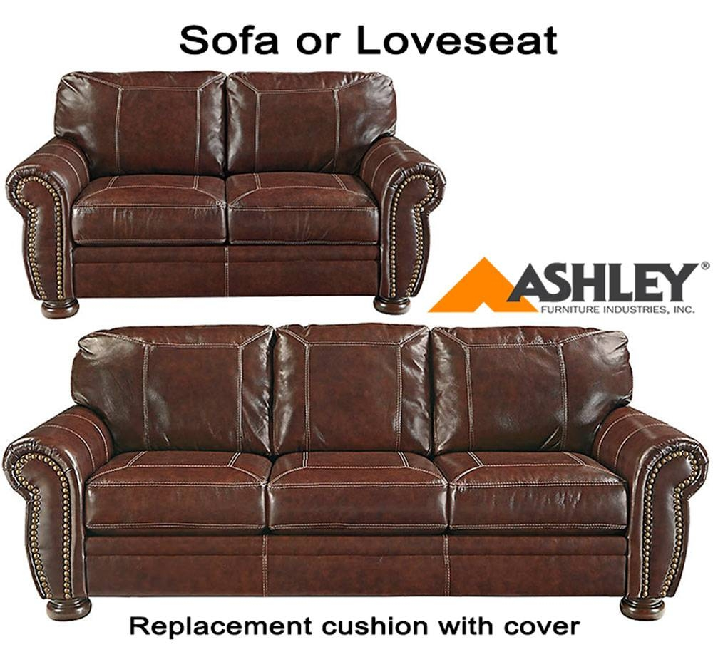 Ashley® Banner Replacement Cushion Cover, 5040438 Sofa Or 5040435 Love within Sofa Cushions (Image 3 of 30)