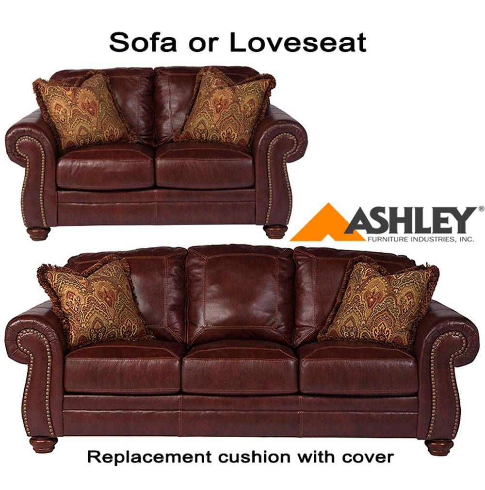 Ashley® Hessel Replacement Cushion Cover, 2730038 Sofa Or 2730035 Love with regard to Sofa Cushions (Image 4 of 30)
