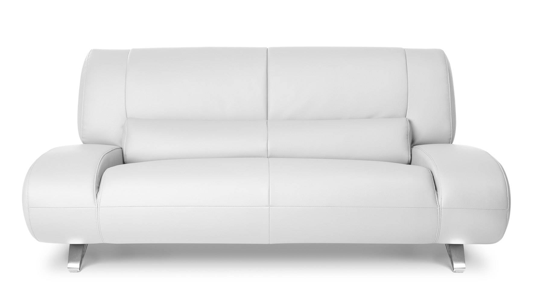 Aspen 2 Seater | Zuri Furniture inside Aspen Leather Sofas (Image 3 of 30)