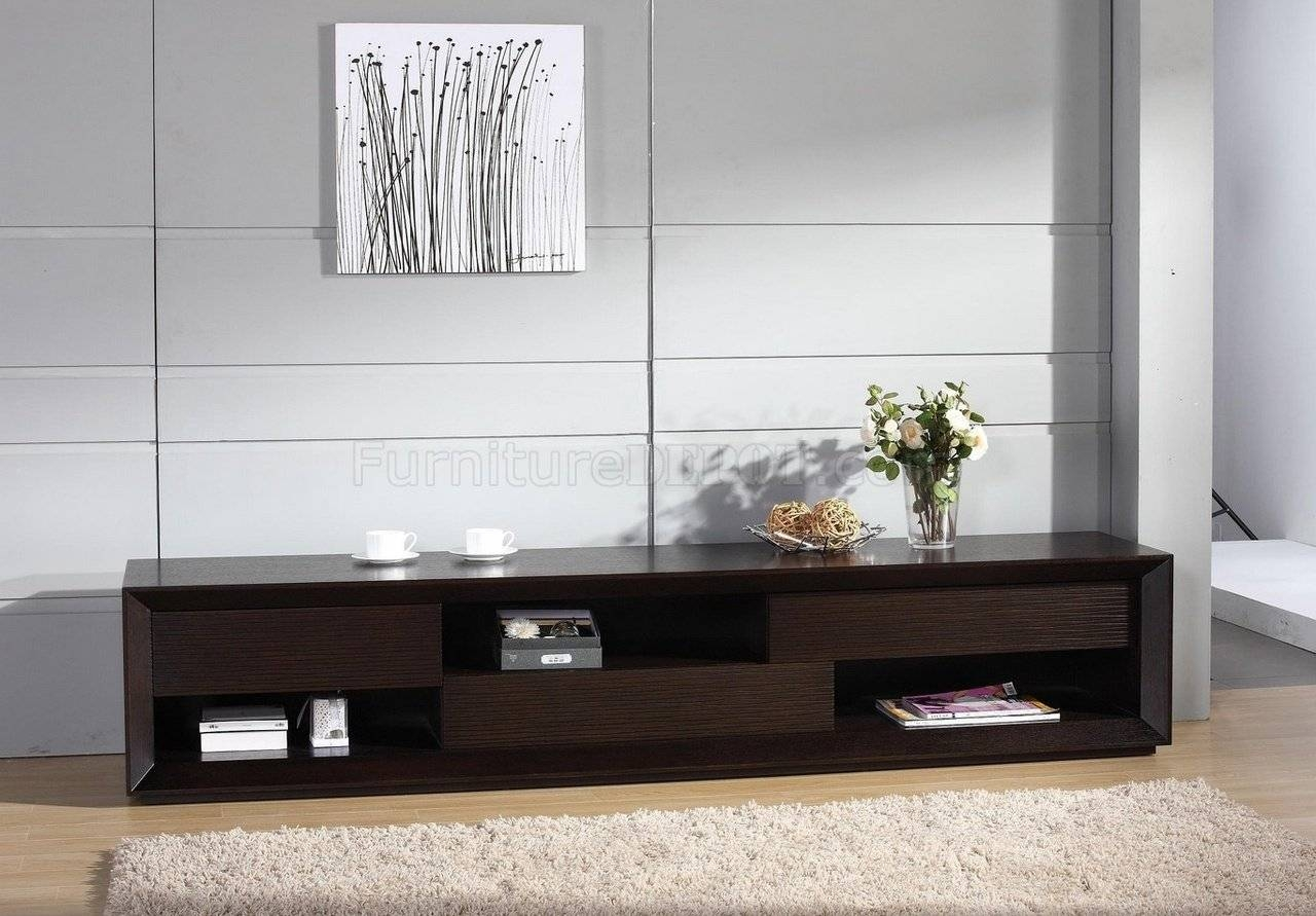 Assym Tv Standbeverly Hills Furniture In Wenge in Coffee Tables And Tv Stands (Image 2 of 30)