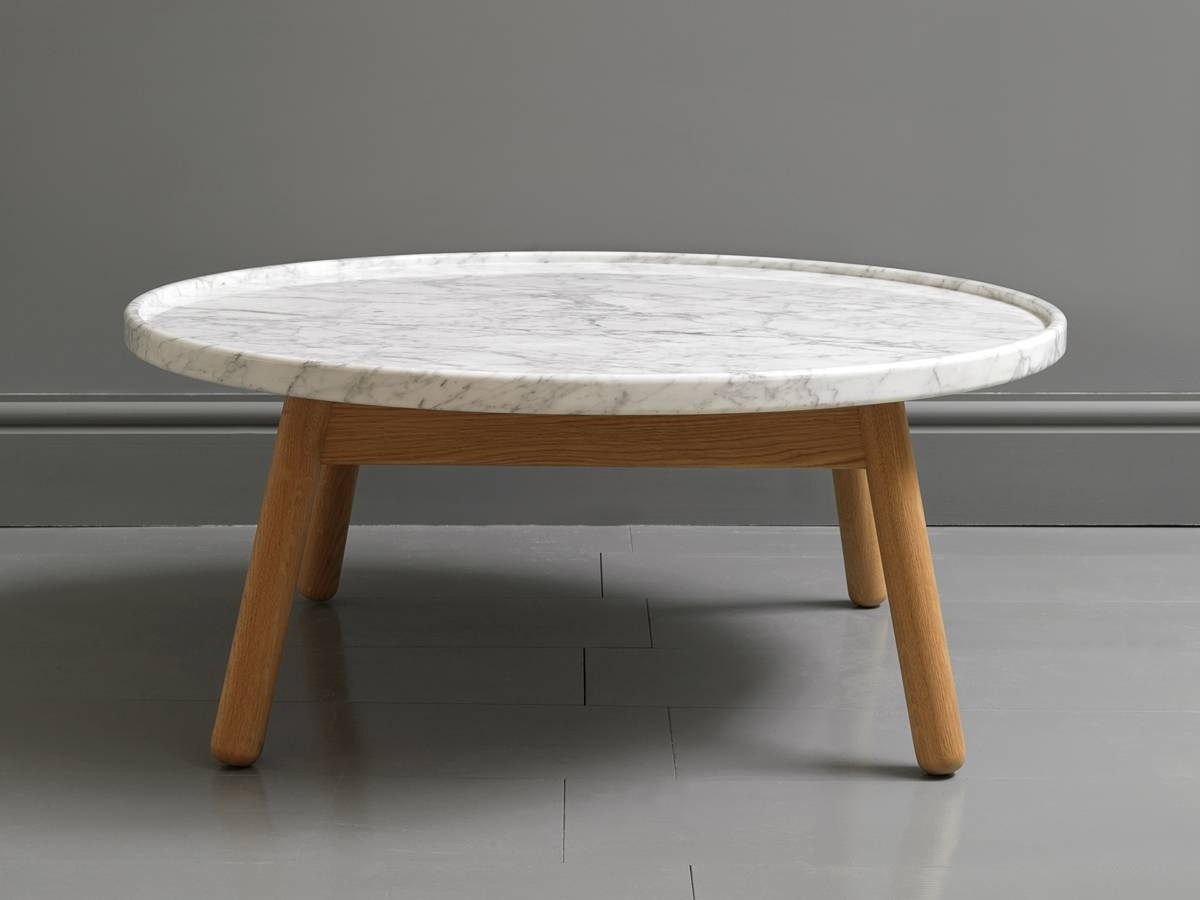Astonishing Small Round Coffee Table Highest Clarity Lollagram Oak with regard to Round Coffee Tables (Image 3 of 30)