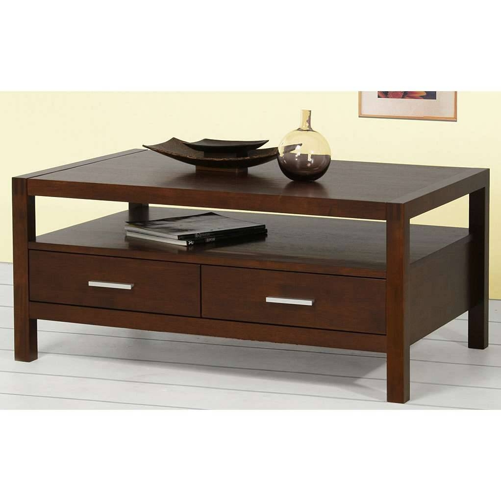 Astounding Of Coffee Table With Drawers For Your Inspiration with Round Coffee Tables With Drawer (Image 2 of 30)