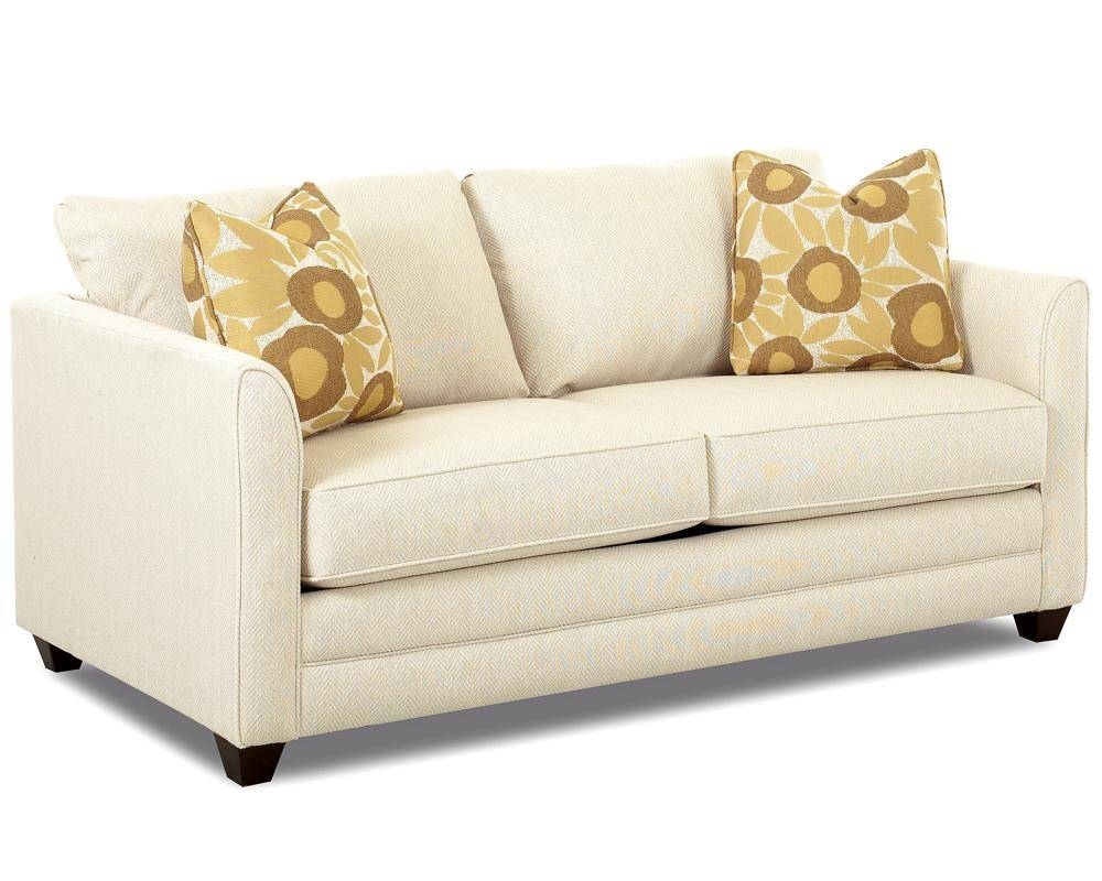Attractive White Sleeper Sofa Coolest Living Room Remodel Ideas For Cool Small Sofas (View 3 of 30)