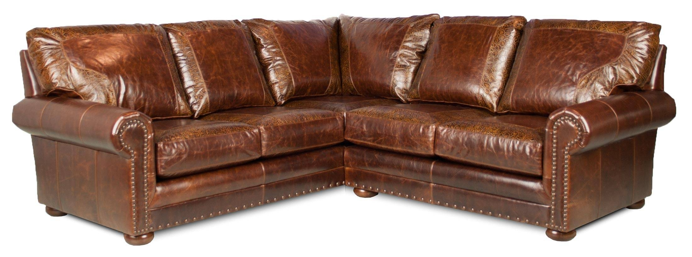 ... Custom Leather Sectional Sofa by The Best Austin Sectional Sofa ...  sc 1 st  Home Design Inpiration 2017 : custom leather sectional sofa - Sectionals, Sofas & Couches