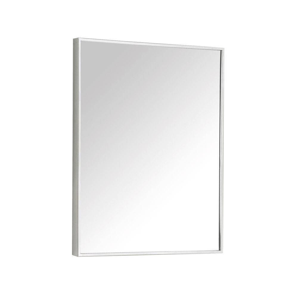 Avanity - Bathroom Mirrors - Bath - The Home Depot regarding Iron Framed Mirrors (Image 3 of 25)