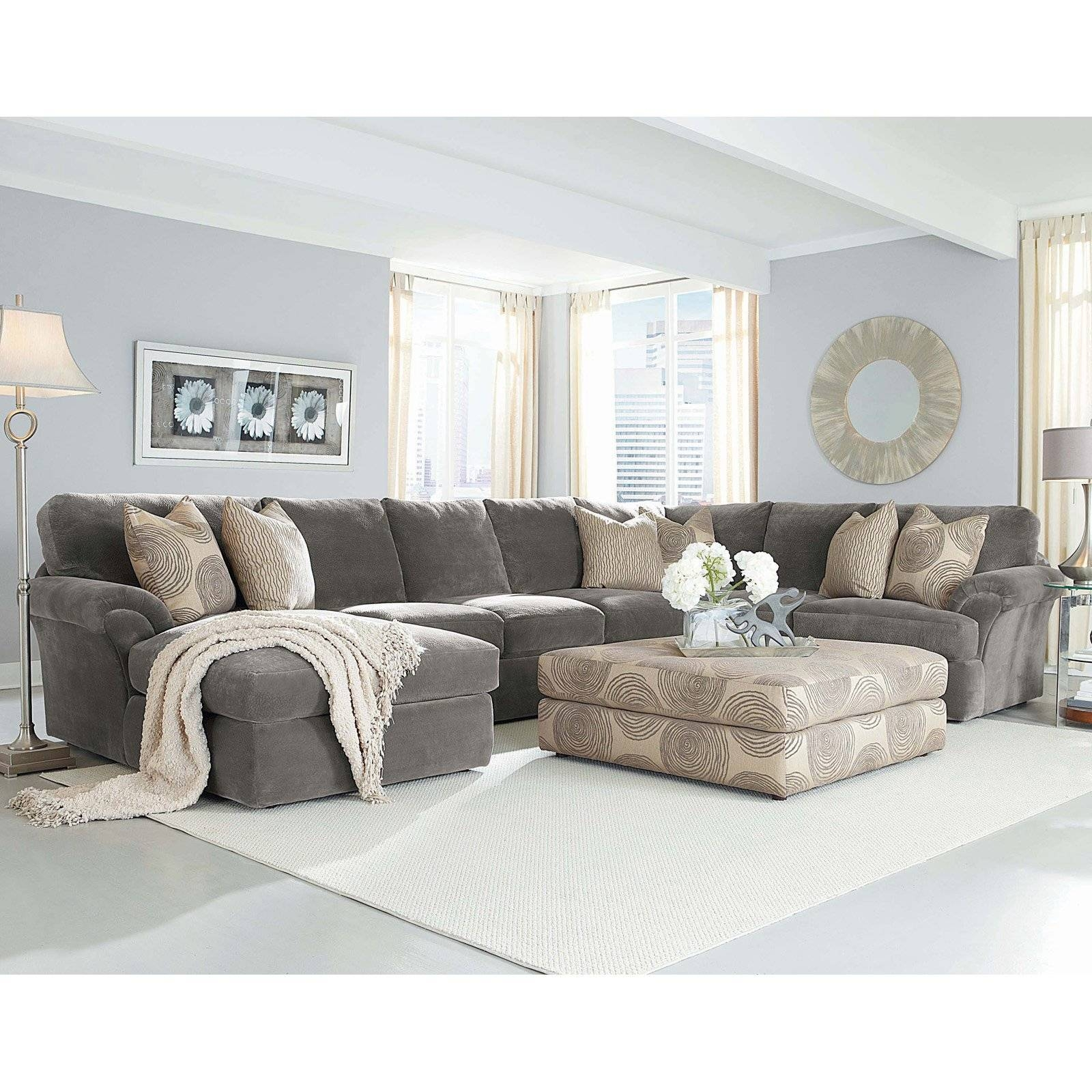 Awesome Bradley Sectional Sofa 99 For Motion Sectional Sofas With inside Champion Sectional Sofa (Image 6 of 30)