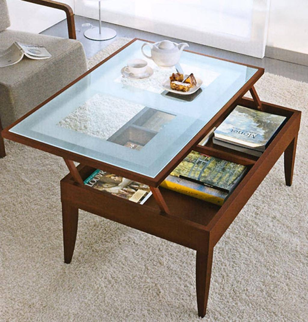 Awesome Elegant Coffee Tables With Coffee Table Diy Lift Top with Lift Top Coffee Table Furniture (Image 1 of 30)