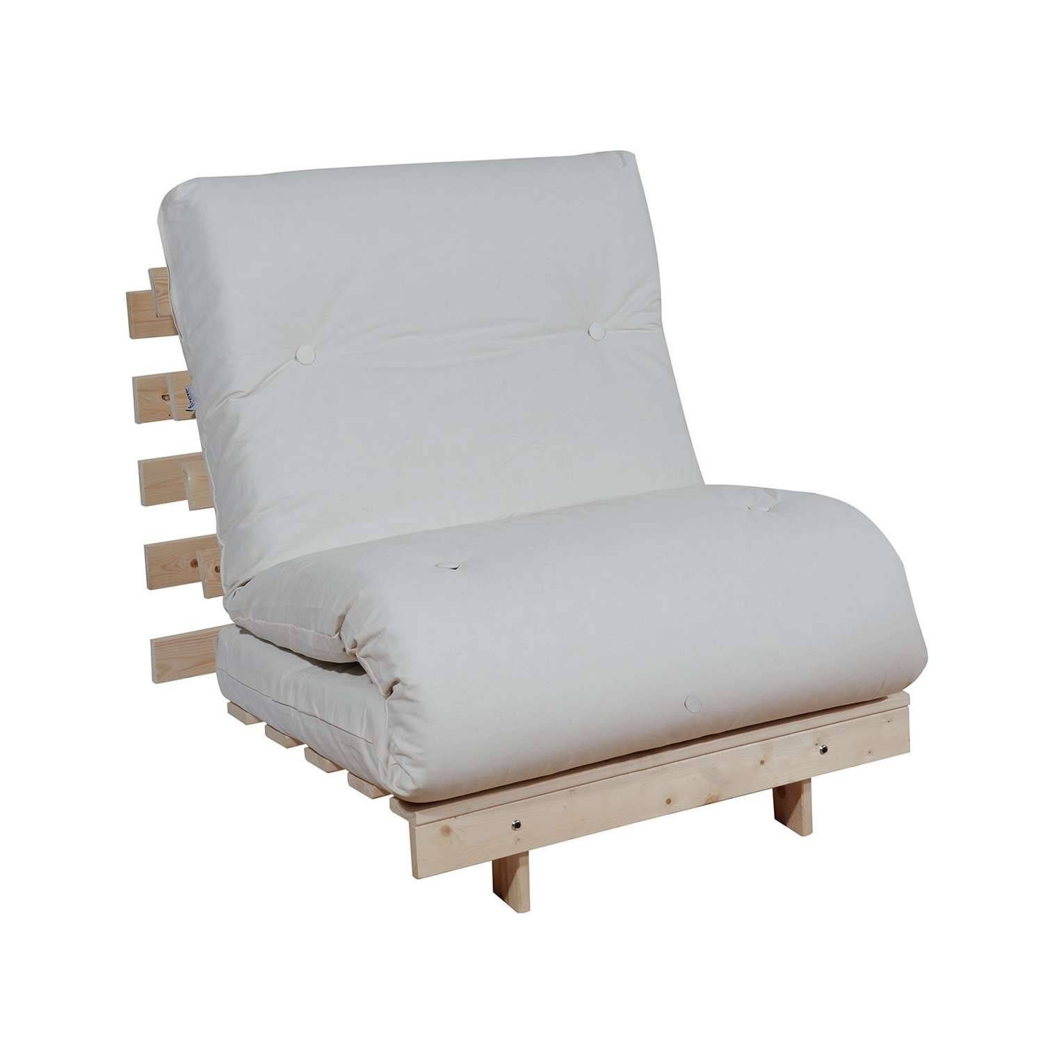 Awesome Futon Single Chair Bed Single Chair Bed Ebay | Furniture Ideas For Cheap Single Sofa Bed Chairs (View 1 of 30)