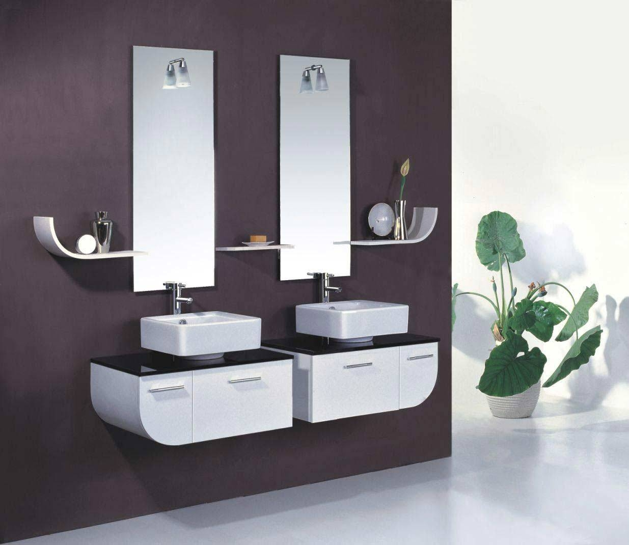 Awesome Modern Bathroom Mirrors — Doherty House pertaining to Modern Mirrors (Image 7 of 25)