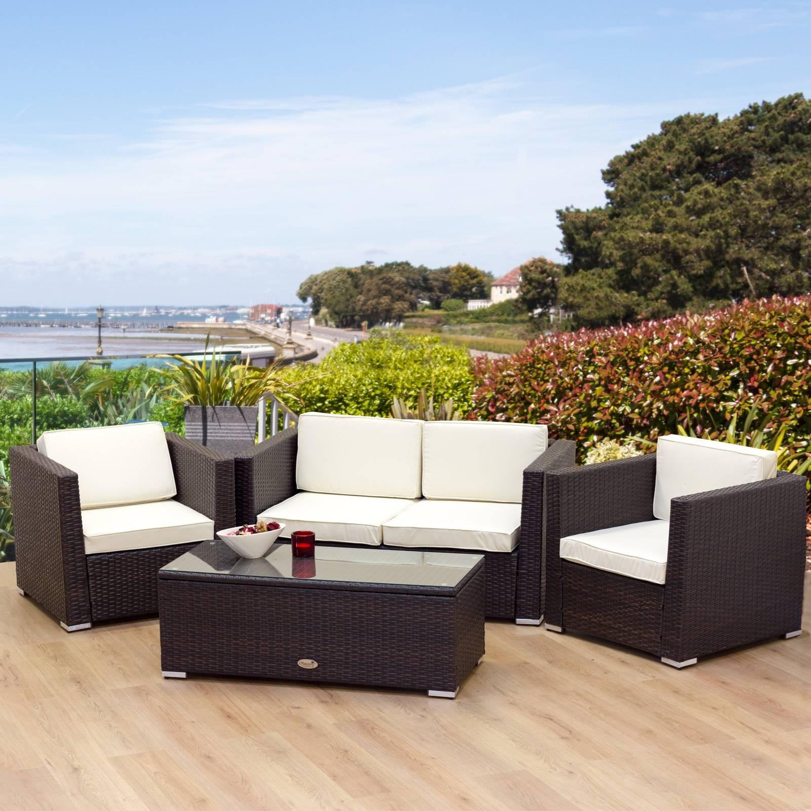 Awesome Rattan Garden Furniture - Hgnv in Modern Rattan Sofas (Image 4 of 30)