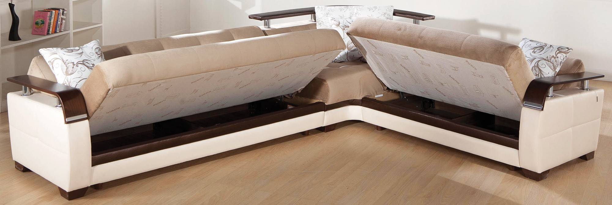 Awesome Sectional Sleeper Sofas Bed Ideas – Sectional Sleeper with Sectional Sofa Beds (Image 1 of 30)