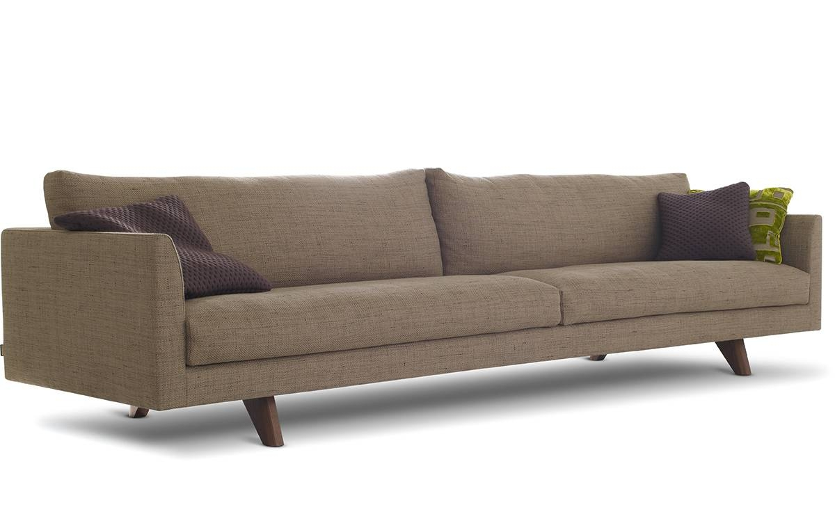 Axel 4 Seat Sofa - Hivemodern intended for Four Seat Sofas (Image 4 of 30)