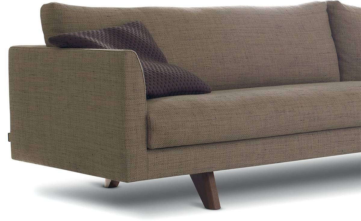Axel 4 Seat Sofa - Hivemodern with 4 Seat Couch (Image 5 of 30)