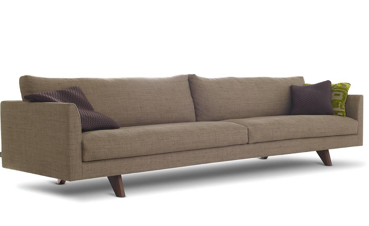 Axel 4 Seat Sofa - Hivemodern with regard to 4 Seat Sofas (Image 6 of 30)